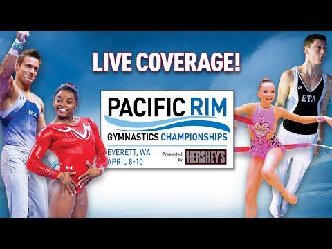 2016 Pacific Rim Championships - Sr. Event Finals