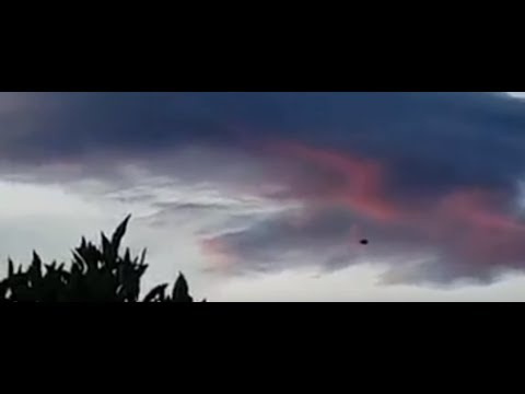 UFO Craft Explodes Seen By Witnesses [SIGHTINGS]