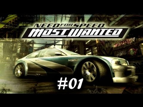 Прохождение Need for Speed Most Wanted (2005). Часть 1 - Новые знакомства