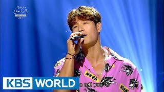 Kim JongKook - One Man | 김종국 - 한 남자 [Yu Huiyeol's Sketchbook / 2017.08.09]