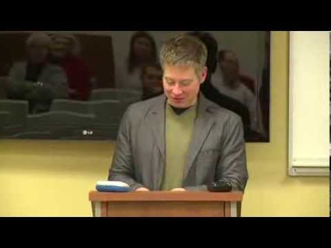 Scholarshipvillanova: James Matthew Wilson, Ph.d. video