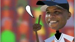 Barry Bonds Breaks the HomeRun Record!!!!