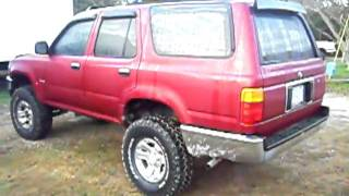 95 4Runner lifted Toy