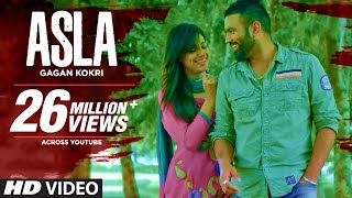 Asla Gagan Kokri FULL VIDEO  Laddi Gill  New Punja