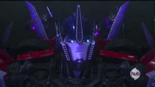 Transformers Prime - Lights (Bassnecter Remix)