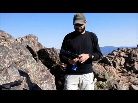 SOTA Activation: W0/FR-037 (Twin Sisters Peak East) N Colorado