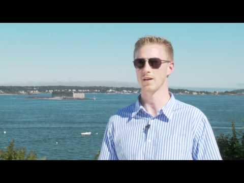 Portland, Maine - Eastern Prom, Fort Gorges, Peaks Island with Jeff Mateja
