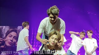 Bts Pampering Jimin Compilation So What 방탄소년단 Love Yourself Tour In North America