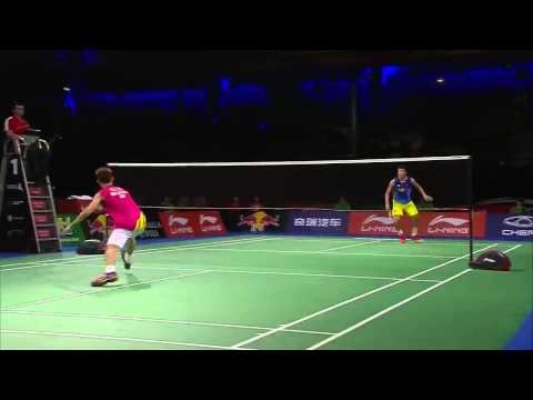 F - 2014 BWF World Championships - Lee Chong Wei vs Chen Long