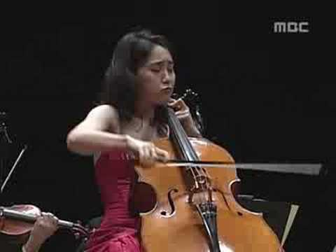 Han Na Chang - Haydn Cello Concerto No.1 in C Major(1/3)