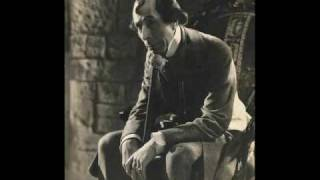 GEORGE ARLISS TRIBUTE