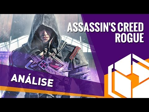 Assassin's Creed Rogue [Análise] – BJ