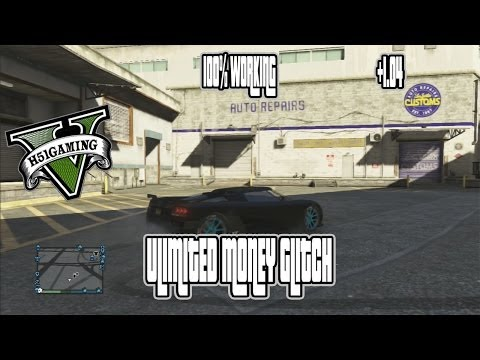 GTA Online: NEW Unlimited Money GLITCH - (Sell Super cars) After 1.05