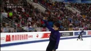 World 2011 Takahiko Kozuka FS