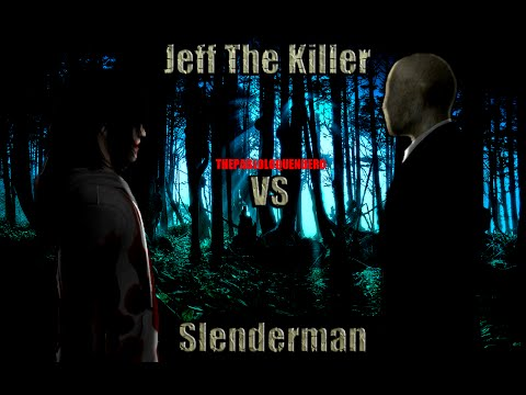 [LOQUENDO]Gta San Andreas Jeff The Killer VS Slenderman Ep1