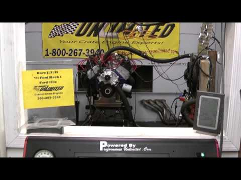 351C Ford Crate Engine By Proformance Unlimited