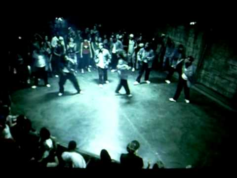 Step Up 2 Full Dance - West Coast Riders