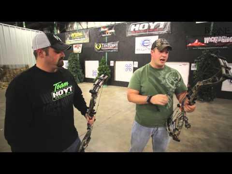 2015 Hoyt Archery Review