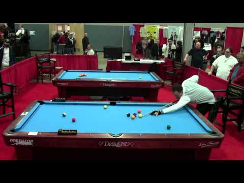 Casino Billiards Cash Match Mika Immonen vs Shane Van Boening
