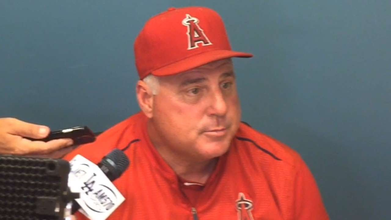 LAA@LAD: Scioscia on variables leading to 3-1 loss