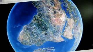 Dubai City Google Earth