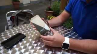 Sony Xperia Z5 Premium: Первый взгляд