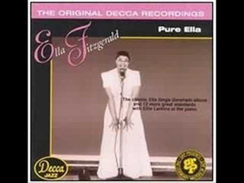 Ella Fitzgerald - I've Got a Crush on You (1950) Music Videos