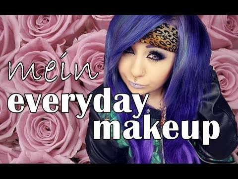everyday Makeup | mein Alltagsmakeup ! ♥