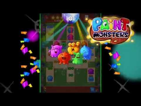 Paint Monsters APK Cover