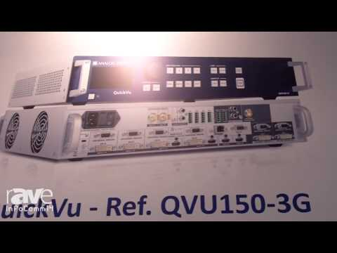 InfoComm 2014: Analog Way Tells Us About QuickVu Mixer and Pulse2