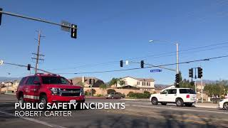 Hemet: Three traffic accident with 2 adults and one child transported