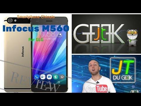 Infocus M560 UN SMARTPHONE PARFAIT POUR 100€, fabriqué par les usines Apple
