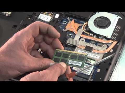 Замена жёсткого диска на ноутбуке своими руками 36