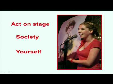 TEDxUCL - SARA SHULMAN - The power of funny