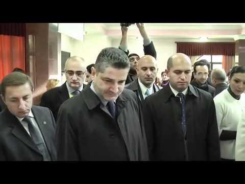 Tigran Sargsyan@ nerka e eghel olimpiadayi News.armeniatv.com