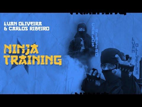 Ninja Training with Luan Oliveira & Carlos Ribeiro