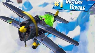 VLIEGTUIG KILLS MAKEN IN SEIZOEN 7?! - Fortnite Battle Royale