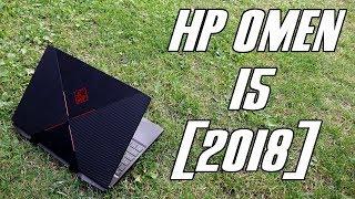 Nowy HP OMEN 15 (2018) / i7 8750H, GTX 1050, 8GB RAM! Test, recenzja, review laptopa dla graczy