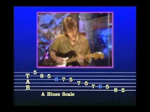 Blues Guitar Lesson 3 - Blues Soloing