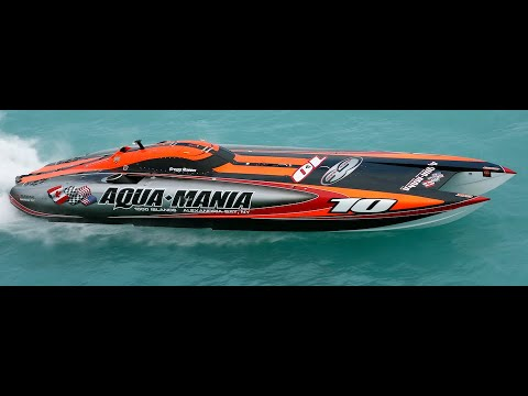 G3 RACING AQUAMANIA MYSTIC C5000 RC CATAMARAN this boat is 4.5 feet long!!