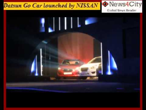 Nissan Motors launched small car  Datsun Go