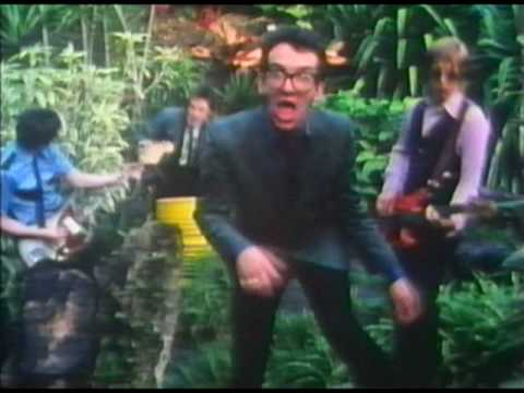 Elvis Costello - Peace Love and Understanding - Vintage Video