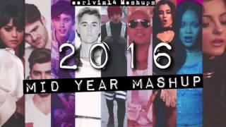 download lagu 2016 Mid Year Pop Mashup Minimix - Earlvin14 gratis