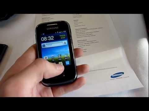 Samsung Galaxy Pocket Hands-on Video Samsung Africa Forum | How To