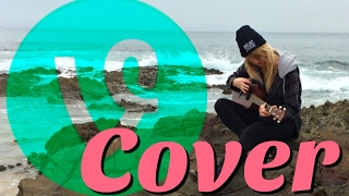 Me singing covers on Vine and Snapchat | Courtney Miller