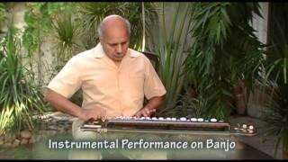 Jadugar Saiyan Chodo Mori Baiyan - Lata's Hit - Film Nagin - Instrumental by Prof. Qasim Hasan Zaidi