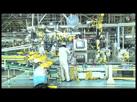 Ford Fiesta Manufacture