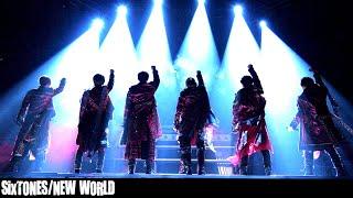 SixTONESNEW WORLDfrom TrackONE -IMPACT-2020.01.07 YOKOHAMA ARENA