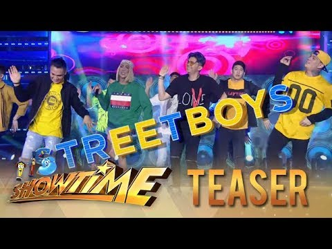 It's Showtime August 11, 2018 Teaser
