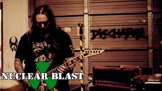 SOULFLY - Recordings (Ritual trailer #2)